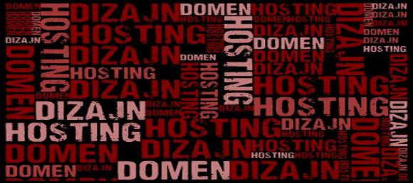 Izrabotka na web strani (web dizajn), registracija na domeni i zakup na hosting vo Makedonija