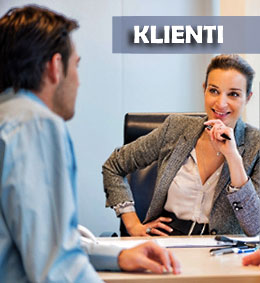 Lista na Klienti i Clients List - Dodadeni dve stranici na Tehno Lab Dizajn